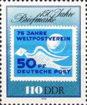 [Stamps on Stamps - The 150th Anniversary of the First Stamp, type DHB]