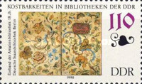 [Library Treasures from DDR, Typ DHN]