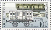 [The 500th Anniversary of European Postal Service, Typ DIB]