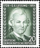 [The 225th Anniversary of the Birth of G.E. Lessing, Typ DX]