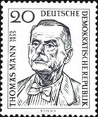 [The 1st Anniversary of the Death of Thomas Mann, Typ GY]