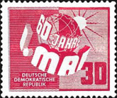 [The 60th Anniversary of the 1st.of May Celebrations, Typ H]