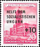 [Charity Stamp for Hungarie, Typ HV]