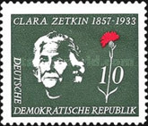 [The 100th Anniversary of the Birth of Clara Zetkins, type IV]