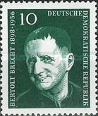 [The 1st Anniversary of the Death of Bert Brecht, Typ IW]
