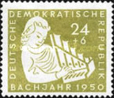 [The 200th Anniversary of the Death of Johann Sebastian Bach, Typ L]