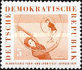 [The 3rd Gymnastics and Sports Festival in Leipzig, Typ MM]