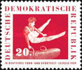 [The 3rd Gymnastics and Sports Festival in Leipzig, Typ MO]