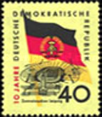 [The 10th Anniversary of DDR, Typ NG]