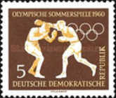 [Olympic Games - Rome, Italy, Typ NZ]