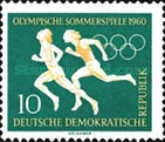 [Olympic Games - Rome, Italy, type OA]