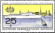 [The Holiday Ships of East German Workers, type OY]