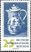 [The 250th Anniversary of Meissen Porcelain Factory, type PF]