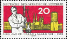 [The 1000th Anniversary of Halle, Typ RH]