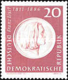 [The 150th Anniversary of the Birth of Franz Liszt, Typ SD]