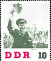 [Titov's Visit to DDR - Cosmonaut, Typ SI]