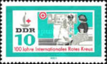 [The 100th Anniversary of the International Red Cross, Typ VR]