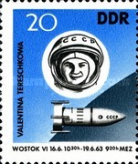 [Space - Vostok V and VI, Typ WE]