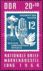 [National Stamp Exhibition - Stamps on Stamps, Typ ZM]