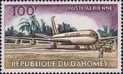 [Airmail - Opening of Cotonou Airport, Typ BY]