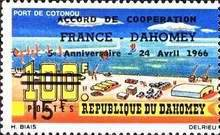 [Issue of 1965 Overprinted & Surcharged, Typ DS]