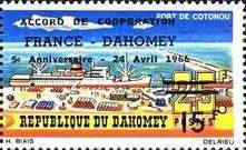 [Issue of 1965 Overprinted & Surcharged, Typ DS1]