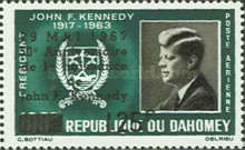 [Issues of 1965 Overprinted & Surcharged, Typ FD1]