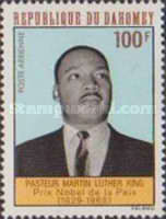 [Airmail - Death of Martin Luther King, 1929-1968, Typ GI]