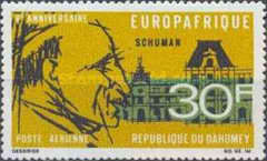 [Airmail - The 5th Anniversary of EUROPAFRIQUE, Typ GJ]