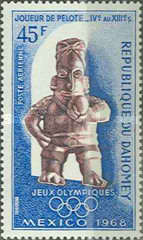 [Airmail - Olympic Games - Mexico City, Typ GV]