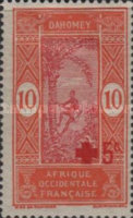 [Red Cross - Issue of 1913 Surcharged, Typ H]