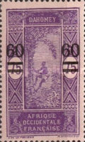 [Issues of 1913, 1917 & Not Issued Stamps Surcharged, Typ I1]
