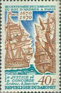 [The 300th Anniversary of the Mission from the King of Ardes to the King of France, Typ IY]