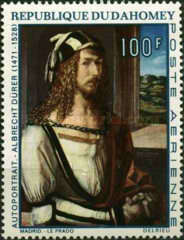 [Airmail - The 500th Anniversary of the Birth of Albrecht Dürer, 1471-1528, Typ JT]