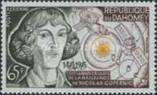 [Airmail - The 500th Anniversary of the Birth of Nicolaus Copernicus, Typ MJ]