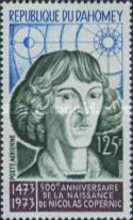 [Airmail - The 500th Anniversary of the Birth of Nicolaus Copernicus, Typ MK]