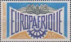 [Airmail - Europafrique, Typ MR]