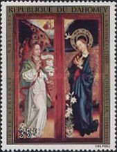 [Airmail - Christmas, Typ PO]