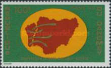 [Year of Cooperation of Dahomey and Nigeria, Typ QA]