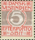 [Numeral Stamps, Typ B]