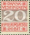 [Numeral Stamps, Typ B1]