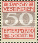 [Numeral Stamps, Typ B3]