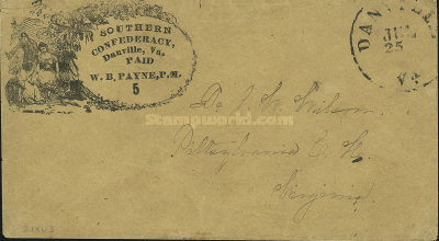 [Pre-Printed Envelopes, type B]