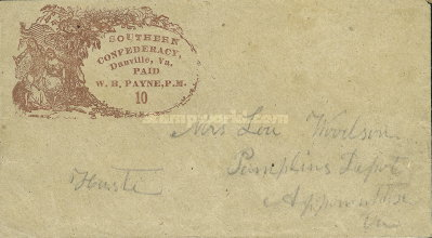 [Pre-Printed Envelopes, type B1]