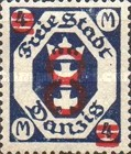 [Coat of Arms Stamp of 1922 Surcharged, type AB]