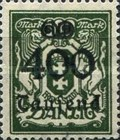 [Hyperinflation Overprints - Coat of Arms, type AM]