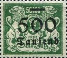 [Hyperinflation Overprints - Coat of Arms, type AN]
