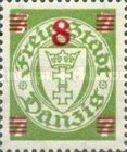 [Overprints on Coat of Arms, type BH1]