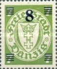 [Overprints on Coat of Arms, type BH2]