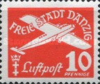 [Airmail - New Watermark, type BI4]